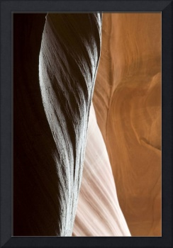 Antelope Canyon - Desert Abstract