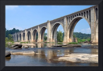 Richmond Railroad Bridge (1)