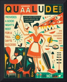 Q is for Quaalude