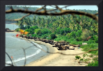 Beach of Goa