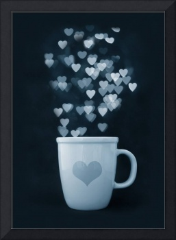 Tea : Love : Coffee