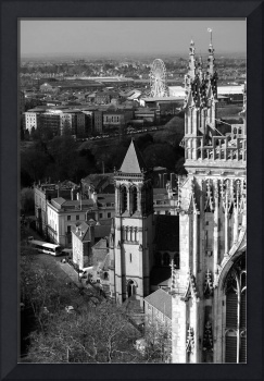 View From York Minster I