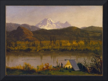 Mt. Baker, Washington, From the Frazier River, 189