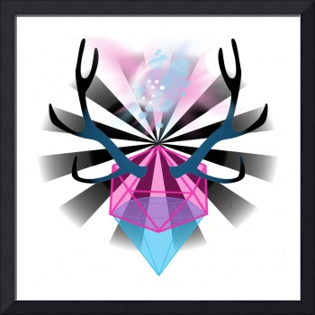 Diamond Deer 6500x6500