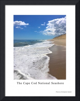 Cape Cod National Seashore Poster Print