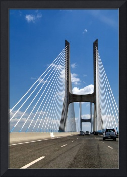 On Vasco da Gama Bridge