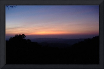 sunrise at bandarawela