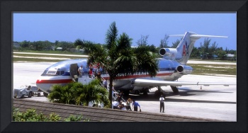 AA B-727 First and Last