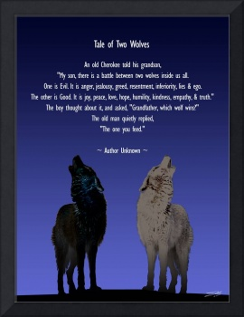 Tale of Two Wolves