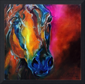 ALLURE ARABIAN EQUINE ABSTRACT