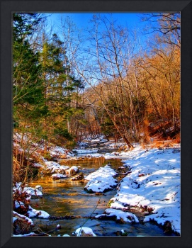 Snowy Creek HDR