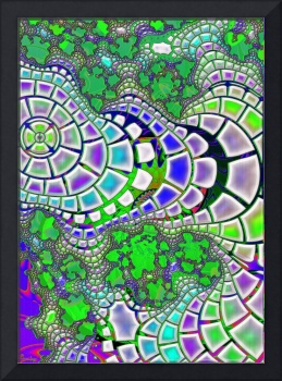 Steppin Stone Psychedelic 3d