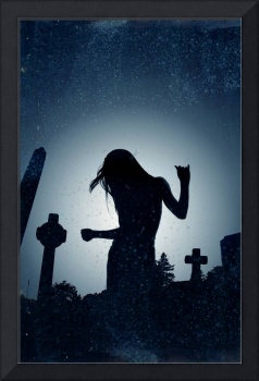 dancing in the graveyard
