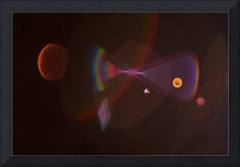 Lens Flare 2 - Coming Through-