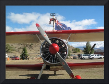 Boeing Stearman Wings Over Wanaka 2010 NZ