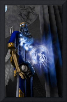 Sirius Celestial Contemplation, The Blue Angel