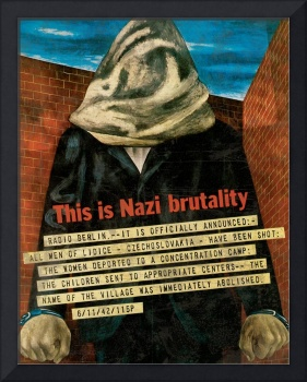 This Is Nazi Brutality 1