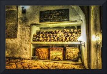 Catacombs of Lima Cathedral