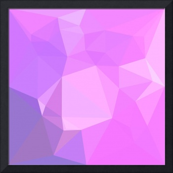 Medium Orchid Abstract Low Polygon Background