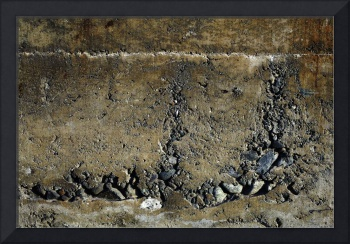 Abstract Concrete Close-up Texture photograph 051