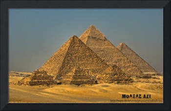 Pyramids.... Thinking About Forever!