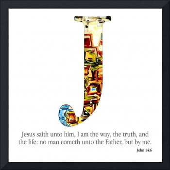 J, the Christian Alphabet