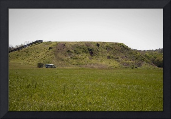 The biggest Indian Mound