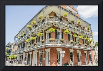 New Orleans Royal and Dumaine