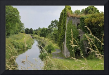 Grand Canal Robertstown Kildare Ireland