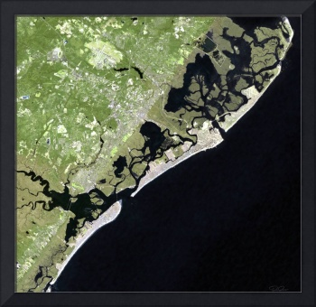 Absecon Island, New Jersey