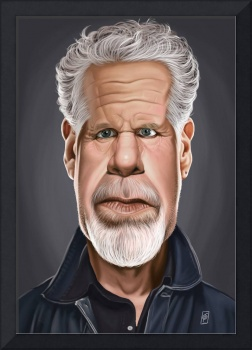 Celebrity Sunday - Ron Perlman