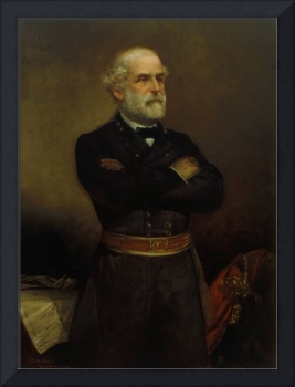 Robert E. Lee, 1876 (oil on canvas)