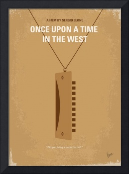 No059 My once upon a time in the west minimal movi