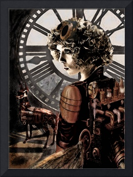 dark steampunk