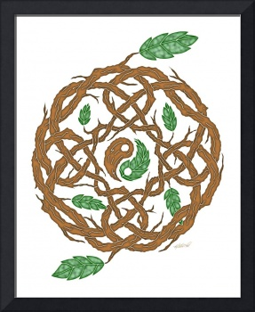 Celtic Nature Yin Yang