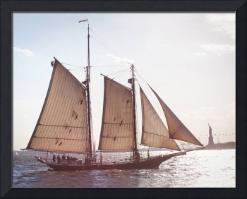 Schooner Pioneer, New York