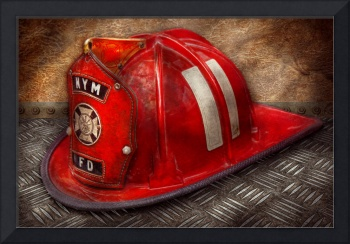 Fireman - Hat - A childhood dream