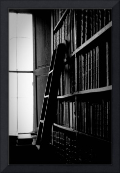 A Ladder of Chetham's Library
