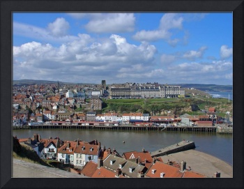 Overlooking Whitby  (15540-RDA)