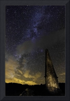 Milky Way Over Murrays Monument