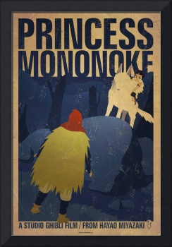 Princess Mononoke (Night)