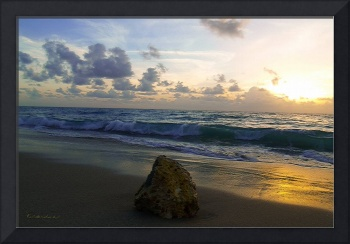 Tropical Sunrise on Wisdom Beach C5
