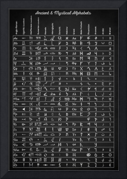 Ancient and Mystical Alphabets