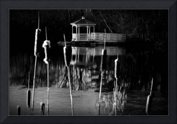 Gazebo At Golden Pond