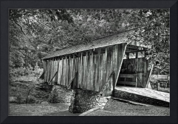 North Carolina Covered Bridge