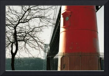 Lil red light house