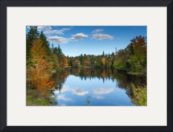 Autumn Reflections by D. Brent Walton