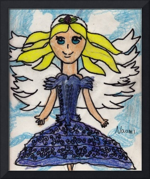 Anime Angel 2013-Crayons Ink