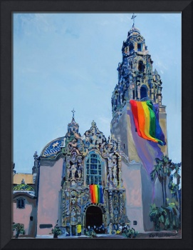 We Rise As We Lift Others Balboa Park San Diego