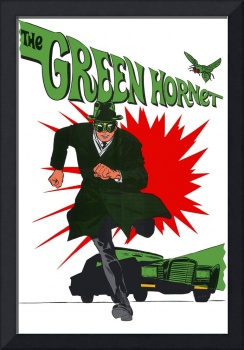 Pop Art #5 Green Hornet